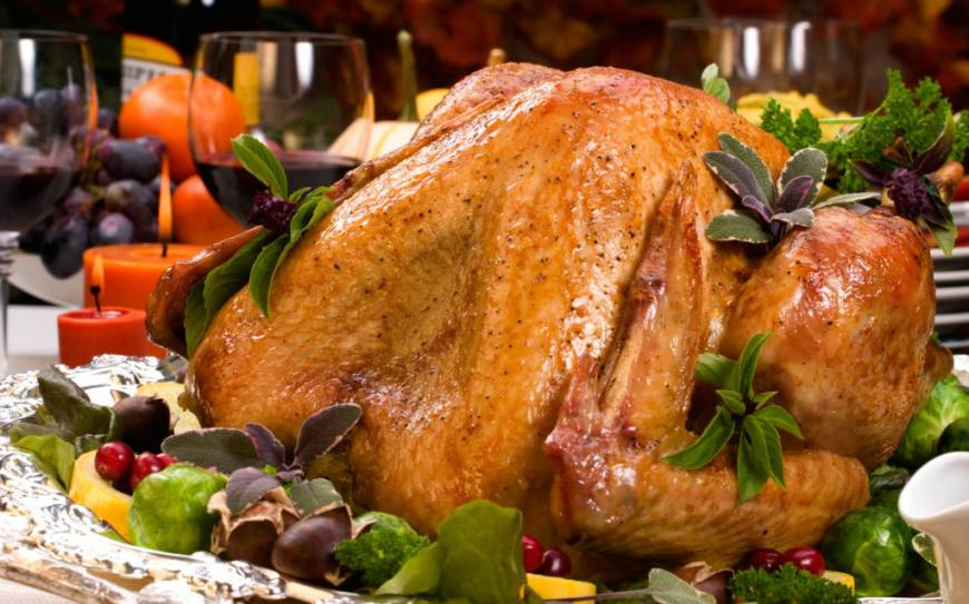 The Bustiest Turkeys You Won't Be Able to Resist