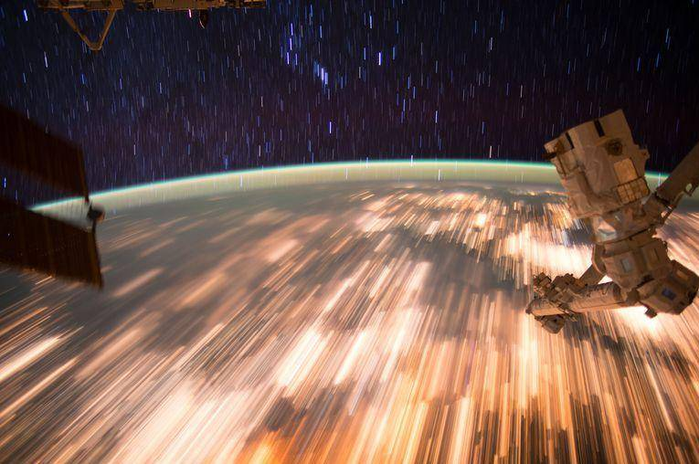 The Best Pictures from the ISS