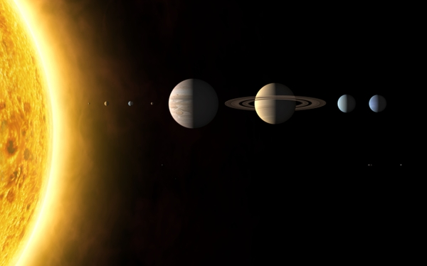The Best Planets in the Solar System