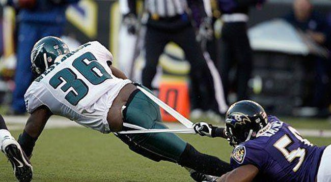 The Funniest & Most Awkward NFL Photos Ever Taken