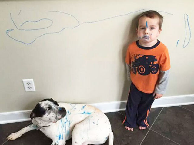 20 Pics Of What Parenting Is Actually Like!