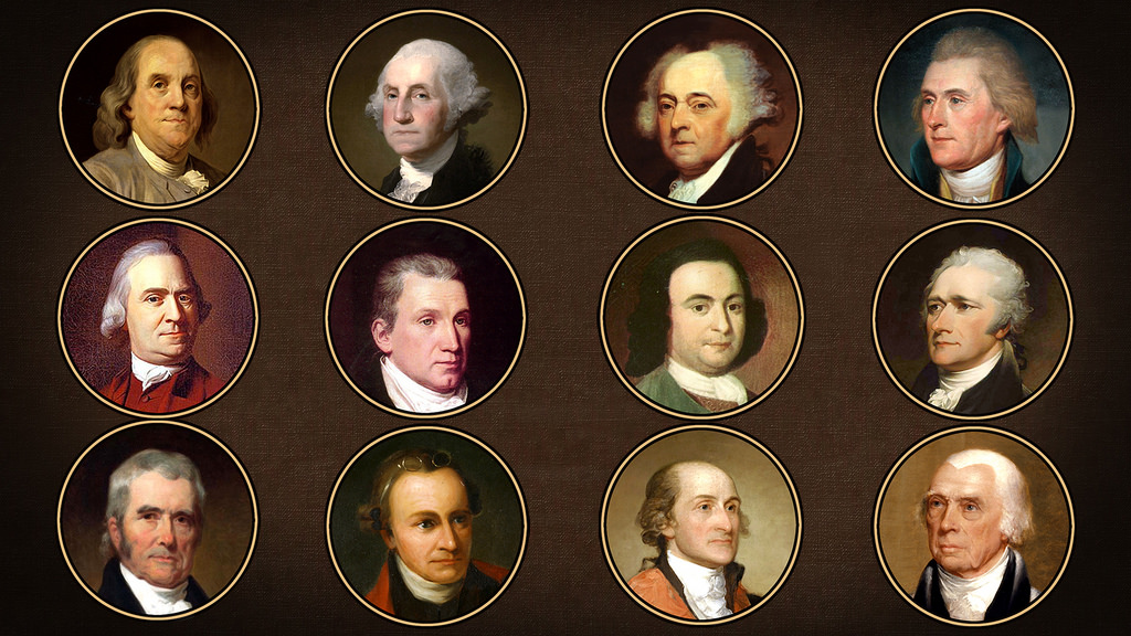 Hottest Founding Fathers