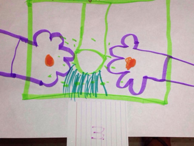 Can You Guess What These Kids Drawings Are Supposed To Be?