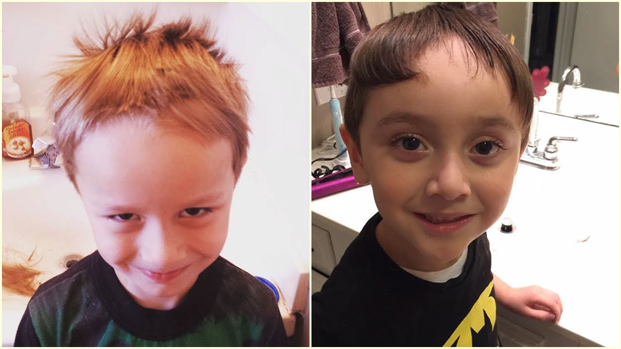 27 Kids Who Gave Themselves A+ Haircuts