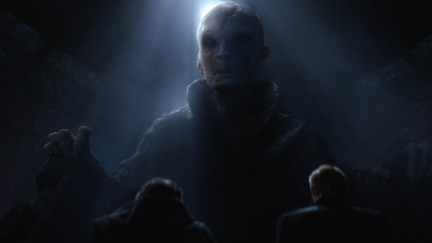 12 Theories About The Identity Of Supreme Leader Snoke In Star Wars