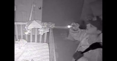 27 Super Creepy Things Accidentally Caught on Baby Monitors