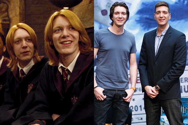 The Cast of Harry Potter: Where Are They Now