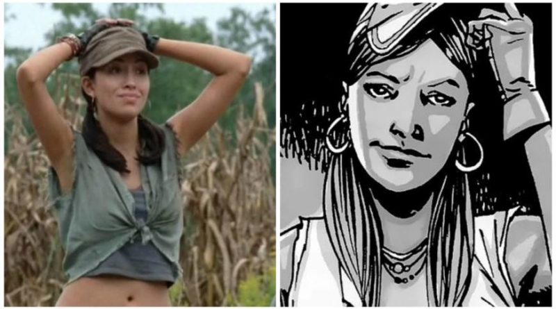 The Greatest Walking Dead TV vs Comics Differences