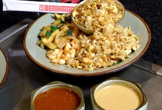 DIY Benihana Recipes You Can Make at Home