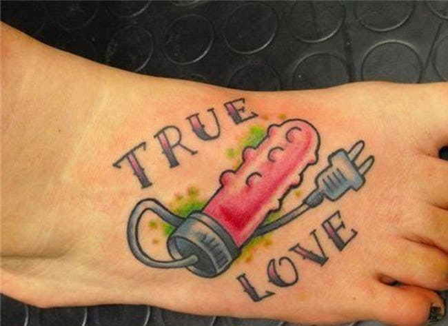 """True Love"" Tattoos"