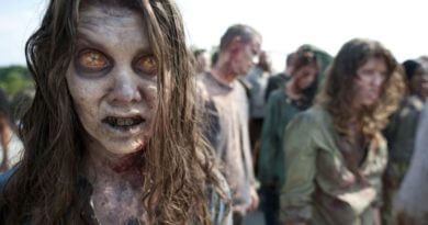 Before Actors on The Walking Dead Die, They All Dine: Death Dinner Stories