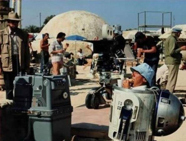 95+ Amazing Behind the Scenes Photos from Iconic Movies