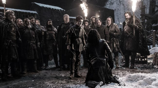 The Wall Is Coming Down Soon In Game Of Thrones, And We Can Prove It