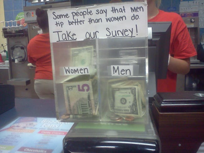 55 Funny Tip Jars That Would Earn Your Quarters Viraluck