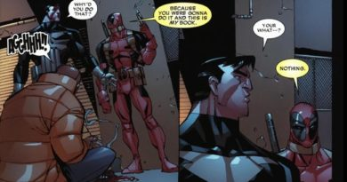 69 Hilarious Deadpool Comics Moments