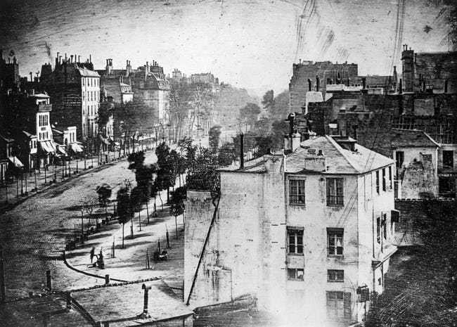 These Are The 16 Oldest Surviving Photographs Known To Mankind, And They're Stunning
