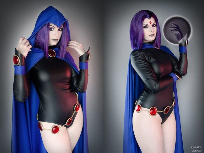 25 Spot-On Cosplays of American Cartoon Characters