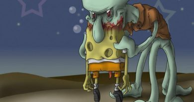 Wildly Dirty And Disturbing Pieces Of SpongeBob Fan Art You'll Never Be Able To Unsee