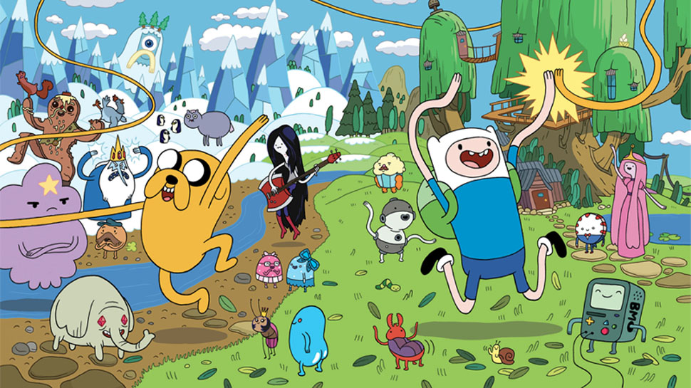 The 34 Funniest Adventure Time GIFs Ever