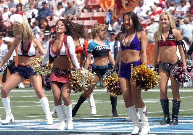 all the insane, sexist rules nfl cheerleaders have to follow