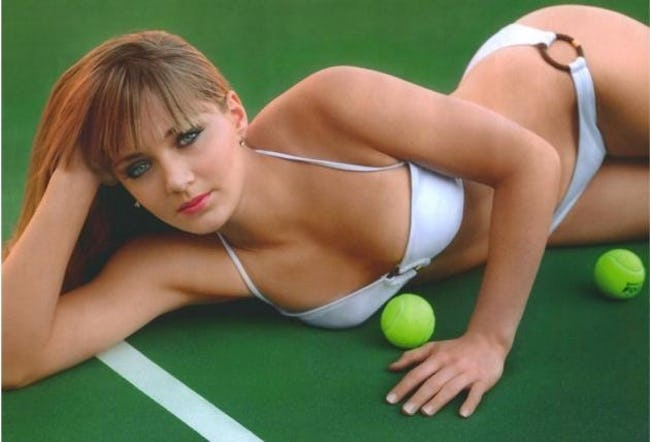 Female Tennis Players That Put Love On Your Mind