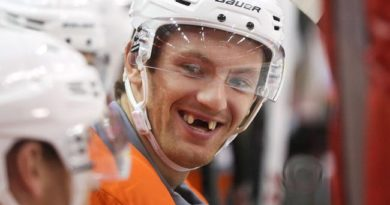 The Best (Toothless) Smiles in the NHL