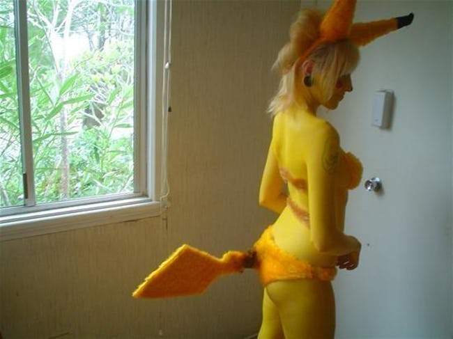 The 50 Hottest Pictures of Girls in Sexy Pokémon Costumes