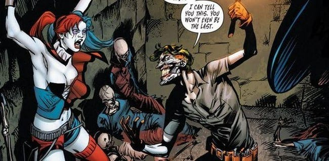 The Most Unspeakable Things The Joker Has Ever Done To Harley Quinn
