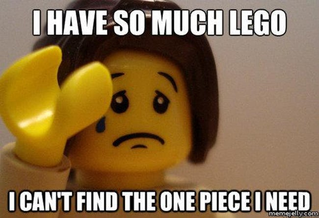 22 Pictures Only People Who Love LEGOs Will Understand