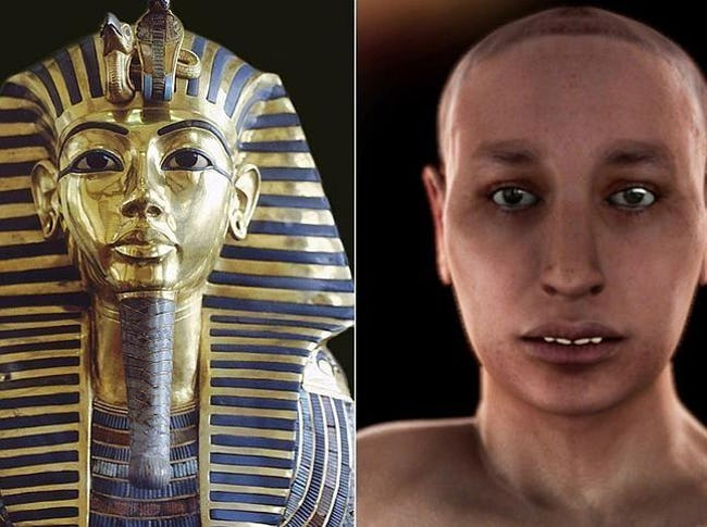 Groundbreaking CGI Programing Shows What Historical Figures Actually Looked Like