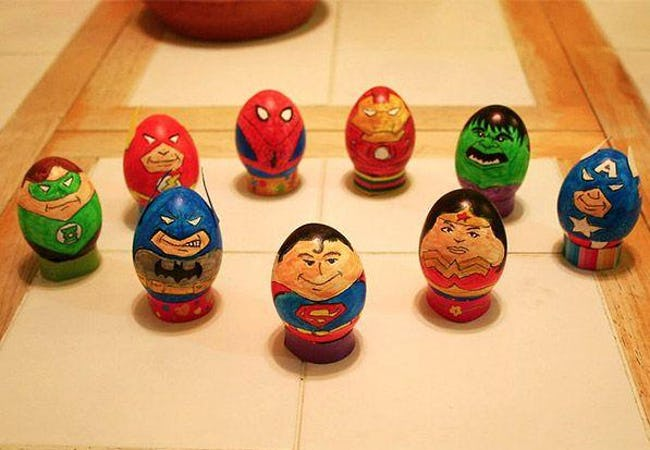 Cool Easter Egg Ideas You'll Wish You Thought Of