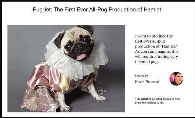 25 Funny Kickstarter Campaigns That Should've Been Funded