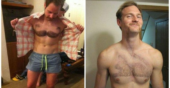 26 Gross Examples Of Body Hair Art That Are Just Not Okay