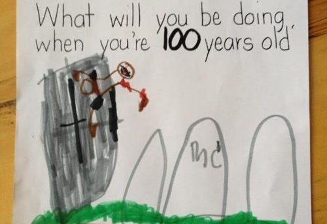 Creepy Notes That Will Put You Off Having Kids