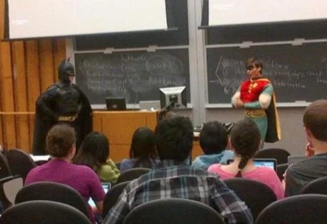 22 Professors Who Will Make You Miss Your College Days