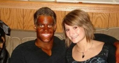 Spray Tan Fails That Will Give You Nightmares