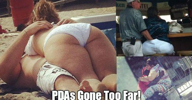 PDA Memes That Will Remind You No One Wants To See That