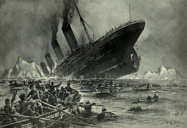 28 Facts You May Not Know About the Titanic