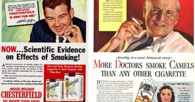 Vintage Health Ads That Actually Give Horrible Advice