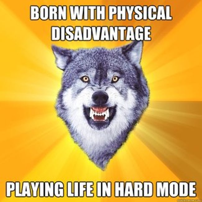 The Very Best of the Courage Wolf Meme