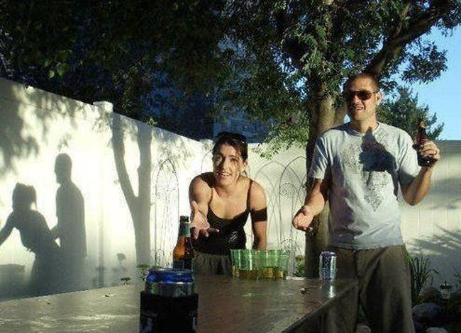 The Funniest Shadows Ever Caught on Camera
