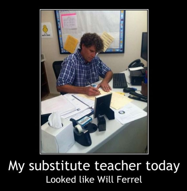 19 Teachers Who Might Be Famous People In Disguise