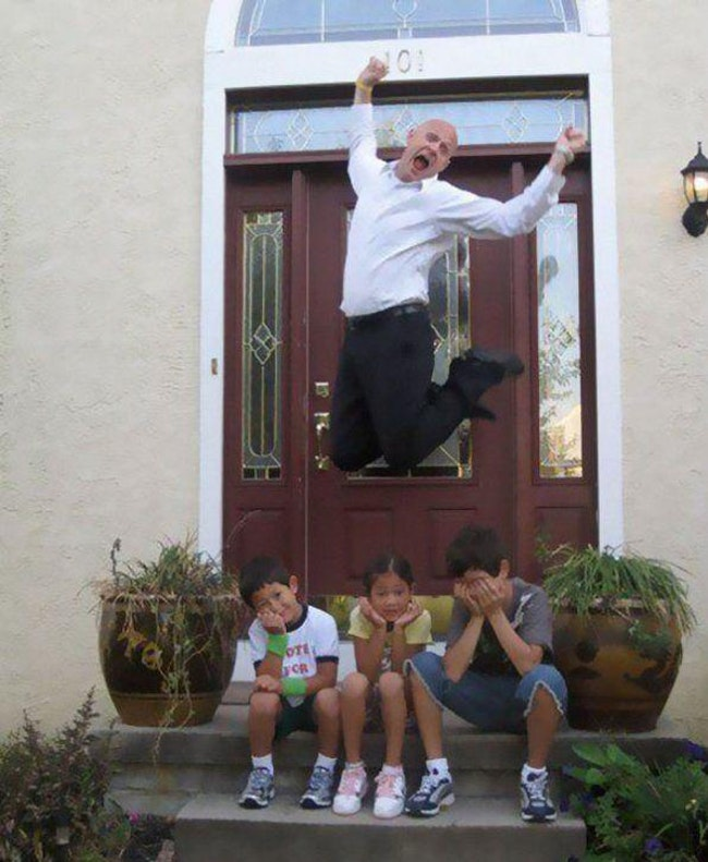 The Greatest Back to School Celebration Photos by Parents