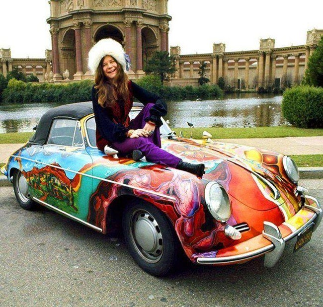 The Tortured, Painful Life of Janis Joplin, The Baddest Woman In Rock History