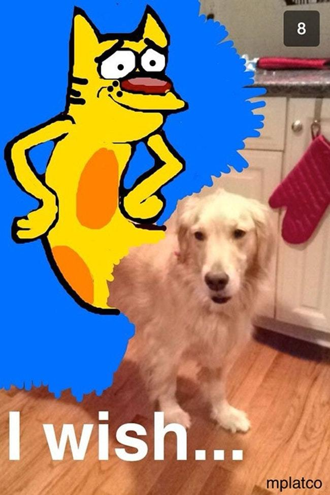 Funny Snapchat Drawings That Put Your Art Skills to Shame