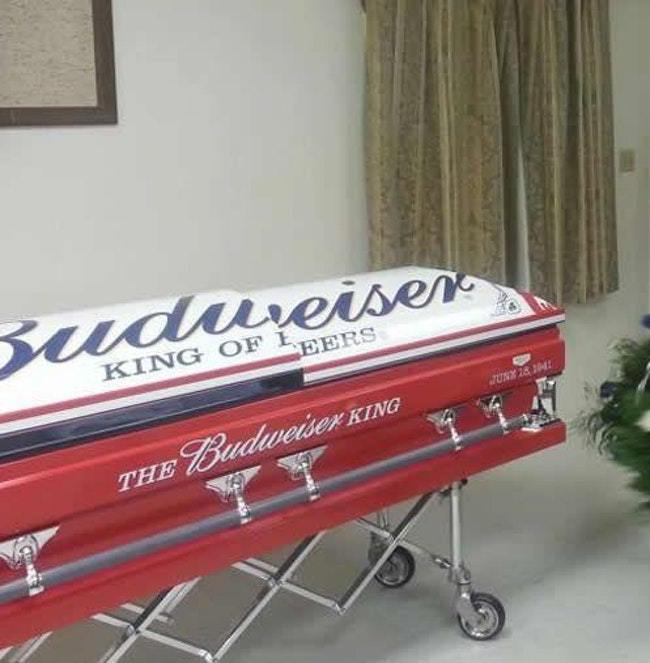 The Funniest Coffins of All Time
