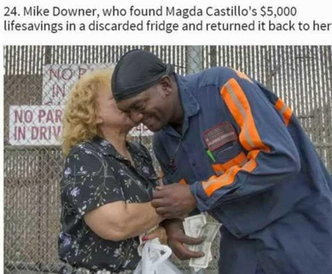 Photos That Prove There Are Still Good People In This World