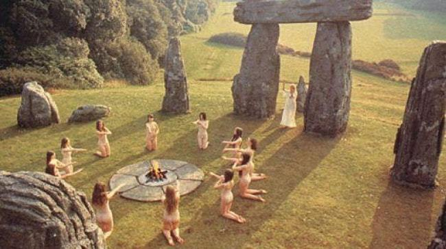 14 Fascinating Truths About Pagan Sex Rituals - ViraLuck