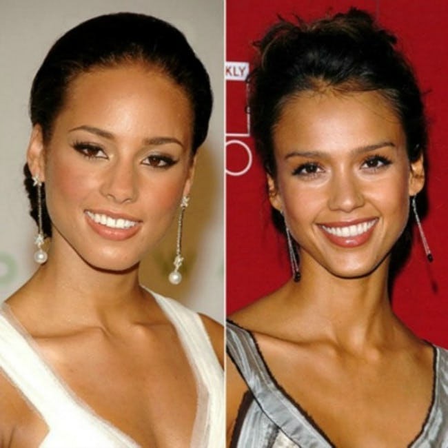 Celebrities and Their Lookalikes of Other Races And/Or Ethnicities