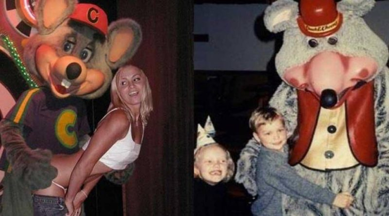 The Most Wildly Inappropriate Chuck E. Cheese Photos of All Time